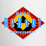 Design ~ ReBoot 20th Anniversary Mug
