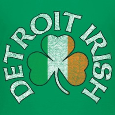 Detroit Irish Shamrock Apparel Baby & Toddler Shirts