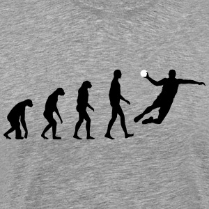 Handball Evolution T-Shirts - Men's Premium T-Shirt