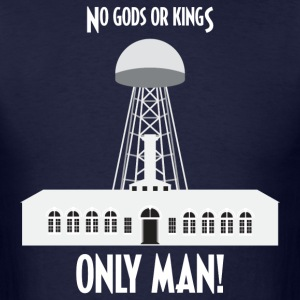 Tesla Tower T-Shirts - Men's T-Shirt
