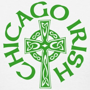 Chicago Irish Celtic Cross Apparel Clothing Shirts Women's T-Shirts - Women's T-Shirt