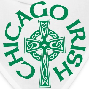 Chicago Irish Celtic Cross Apparel Clothing Shirts Caps - Bandana