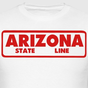 ARIZONA CITY LINE - Men's T-Shirt