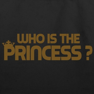 who is the princess Bags & backpacks - Eco-Friendly Cotton Tote
