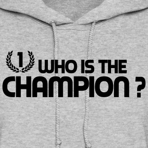 who is the champion Hoodies - Women's Hoodie
