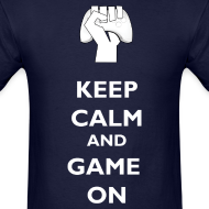 Design ~ Game On M Tee