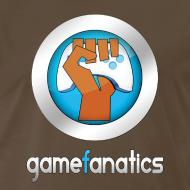 Design ~ Power to the Game Fanatics M Tee