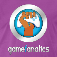Design ~ Power to the Game Fanatics M Tee