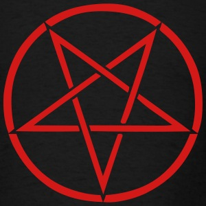 Pentagram T-Shirts - Men's T-Shirt