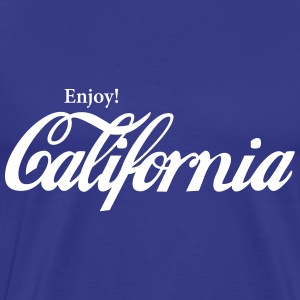 Enjoy California T-Shirts - Men's Premium T-Shirt