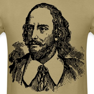 William Shakespeare T-Shirts - Men's T-Shirt
