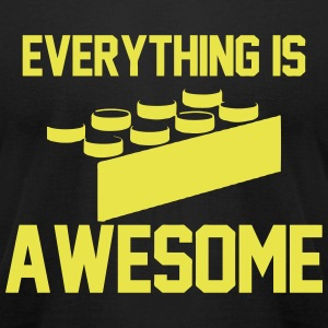 Awesome T-Shirts - Men's T-Shirt by American Apparel