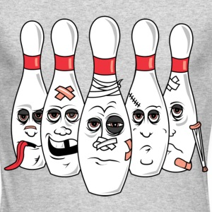 Bowling - Men's Long Sleeve T-Shirt by Next Level