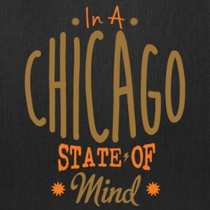 Chicago State of Mind Apparel Clothing  Bags & backpacks - Tote Bag