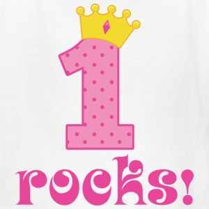 1st Birthday Princess Kids' Shirts - Kids' T-Shirt