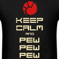 Eve Keep Calm 2 T-Shirts