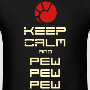 Eve Keep Calm 2 T-Shirts - Men's T-Shirt