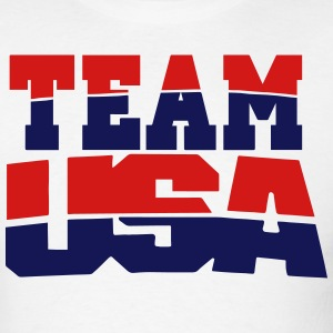 TEAM USA T-Shirts - Men's T-Shirt