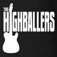 Design ~ Highballers Classic Cool Black Men's T-Shirt