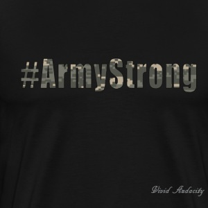 ARMY STRONG - Men's Premium T-Shirt