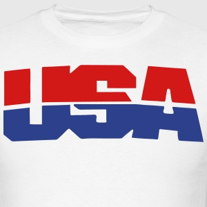 USA - Men's T-Shirt
