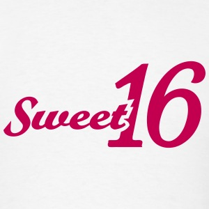 Sweet 16 T-Shirts - Men's T-Shirt