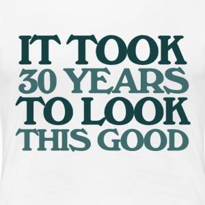 30th birthday - Women's Premium T-Shirt