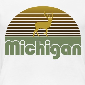 Michigan - Women's Premium T-Shirt