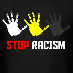 stop_racism T-Shirts