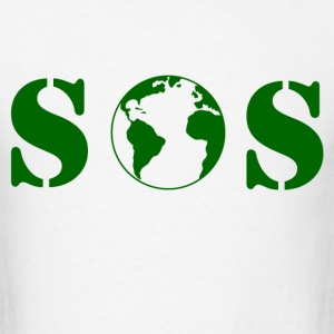 planet_sos T-Shirts - Men's T-Shirt