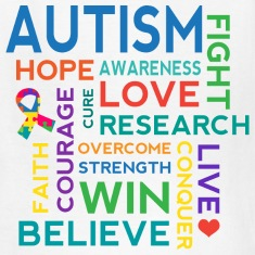 Autism Awareness Hope Cure Kids' Shirts