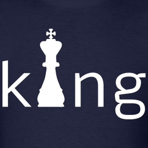 King Chess T-Shirts - Men's T-Shirt