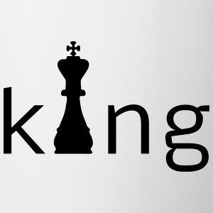 King Chess Bottles & Mugs - Coffee/Tea Mug