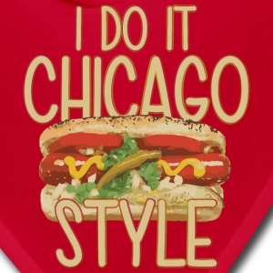 Chicago Style Clothing Apparel Shirts Parody Caps - Bandana