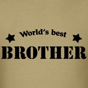World's best Brother T-Shirts - Men's T-Shirt
