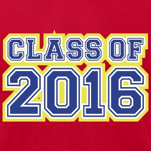 Class of 2016 T-Shirts - Men's T-Shirt by American Apparel