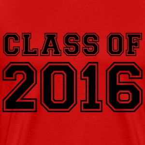 Class of 2016 T-Shirts - Men's Premium T-Shirt