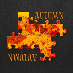 Autumn leaves puzzle Bags & backpacks - Tote Bag