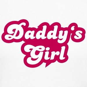 Daddy's girl Long Sleeve Shirts - Women's Long Sleeve Jersey T-Shirt
