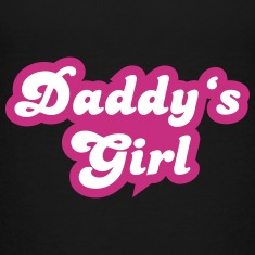 Daddy's girl Baby & Toddler Shirts