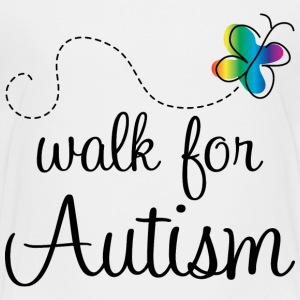Walk For Autism Kids' Shirts - Kids' Premium T-Shirt