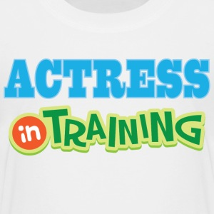 Actress In Training Kids' Shirts - Kids' Premium T-Shirt