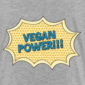 vegan_power Kids' Shirts - Kids' Premium T-Shirt