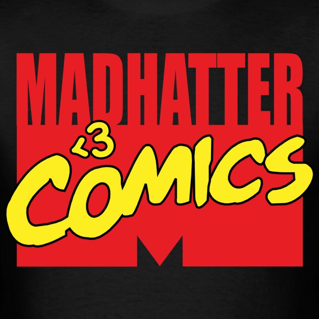 MadHatter Loves Comics