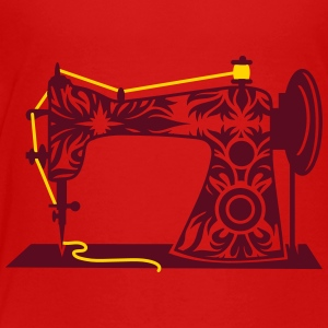 An antique sewing machine Baby & Toddler Shirts - Toddler Premium T-Shirt