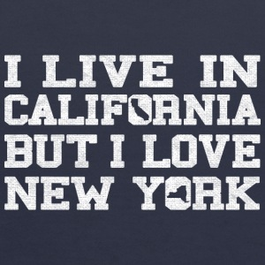 Live California Love New York   Sweatshirts - Kids' Hoodie