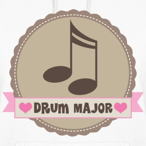 Drum Major Music Gift Hoodies - Women's Hoodie