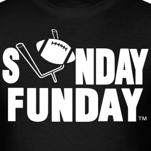 SUNDAY FUNDAY  - Men's T-Shirt