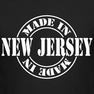 made_in_new_jersey_m1 Long Sleeve Shirts - Men's Long Sleeve T-Shirt by Next Level