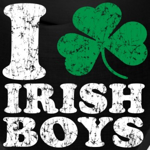 I Shamrock Irish Boys Caps - Bandana